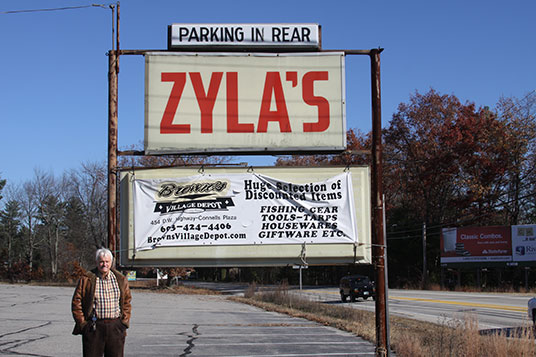 Charlie Morgan buys Zylas Building